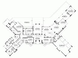 Prairie House Plan   Square Feet and Bedrooms from Dream    Level