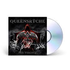 <b>Queensrÿche</b> - The Verdict Autographed Limited Edition Digipak ...
