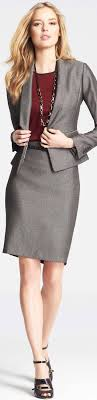 best images about interview outfits for ladies ann taylor this pointwork texture showing up on a lot of gray
