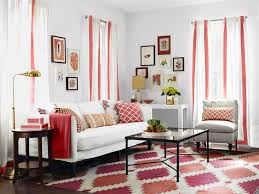 Red Color Bedroom Great Decorative Elements To Go With Red Living Room
