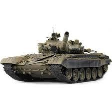 <b>Радиоуправляемый танк VSTANK</b> Airsoft Series Russia T72 M1 ...