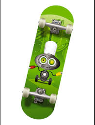и <b>MaxCity</b> (<b>MC</b>) - Mini skateboard