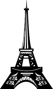 Image result for eiffel tower clip art