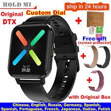 DTX Lite <b>DT36 Smart Watch men</b> Bluetooth Call 1.75 inch 420*485 ...