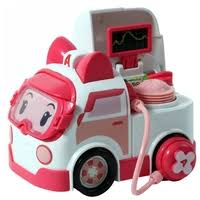 <b>Машинка</b> Silverlit <b>Робокар</b> Поли <b>Эмбер</b> (83393) — <b>Машинки</b> и ...