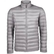 <b>Куртка мужская Wilson</b> Men, серая купить в интернет-магазине с ...