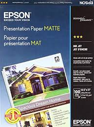 Epson America Paper Photo Quality Ink Jet Letter ... - Amazon.com