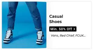 Buy <b>Men's Footwear</b> & <b>Shoes</b> Sale Online at Best Price in India