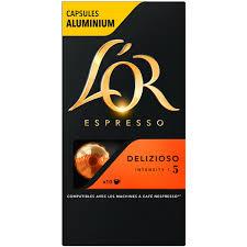 Купить <b>Кофе в капсулах L'Or</b> Espresso Delizioso 10х5,2г в ...