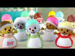 Unboxing <b>Cupcake Bears</b> - YouTube