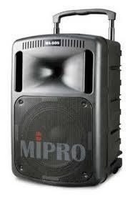 sound system wireless: mipro ma portable sound system ma  mipro ma portable sound system