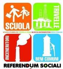 Risultati immagini per referendum sociali