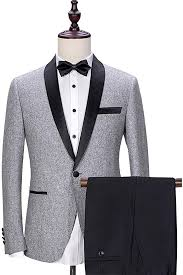 Tailcoat Suit Mens <b>3 Pieces</b> Tailcoat Men Tuxedos Business Suit for ...