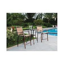 <b>3 Piece Bar</b> Height Bistro Table Chair Se- Buy Online in Cayman ...
