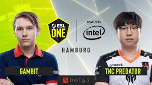 <b>Dota2</b> - TNC Predator vs. Gambit Esports - <b>Game 5</b> - Grand Final ...