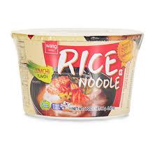 <b>Лапша</b> WANG <b>рисовая</b> со вкусом кимчи 98 г Южная Корея - купить ...