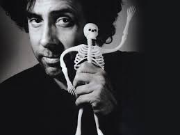 tim burton narrative in art