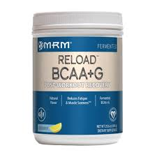 MRM <b>BCAA</b>+<b>G Reload Post</b>-<b>Workout Recovery</b> – Lemon, 840g - 60 ...
