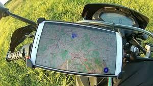 Крепление для <b>телефона</b> на <b>мотоцикл</b>. Немного о <b>навигаторе</b> ...