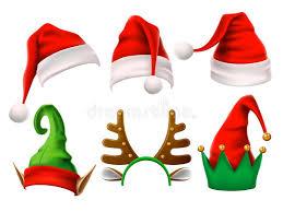 Шляпа праздника рождества Смешной эльф 3d, северный олень ...