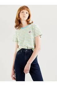 Camisetas y tops de <b>Levi's</b> para mujer | FASHIOLA.es
