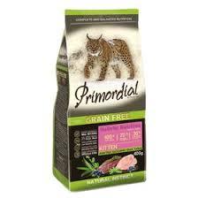 <b>Сухой корм PRIMORDIAL</b> для котят, беззерновой, утка/индейка ...