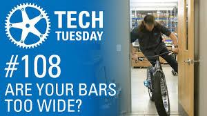 Sizing & Cutting <b>Handlebars</b> | Tech Tuesday #108 - YouTube
