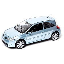 Купить <b>модель машины Bburago</b> 1:18 Машина Megane Renault ...