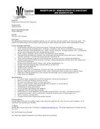 sample resume for administrative assistant executive examples sample resume writenwrite com executive administrative assistant examples of good administrative assistant resumes sample administrative
