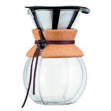 <b>Кофейник</b> с фильтром с двойными стенками 1 л Bodum <b>Pour</b> ...