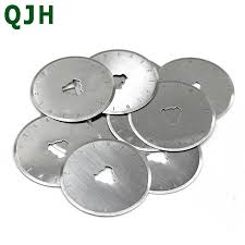 1PCS <b>28MM 45MM Rotary Cutter</b> Refill Blades Patchwork Fabric ...