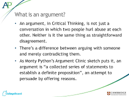 Critical Thinking  What It Is and Why It Counts Blogs   LifeSciTRC Instructional Interventions Affecting Critical Thinking Skills and