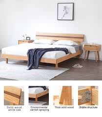 Hot Sale Apartment Bedroom Furniture Set <b>Nordic Modern</b> Design ...