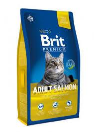 <b>Brit Premium</b> Cat Adult Salmon <b>сухой корм</b> для взрослых кошек ...