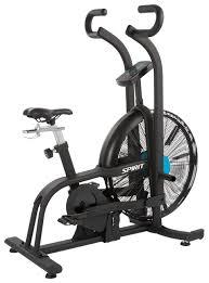 Вертикальный <b>велотренажер SPIRIT AB900 Air</b> Bike — купить по ...
