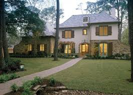 Hampden Crest Cottage Home Plan D    House Plans and MoreLuxury Home Has Memorable English Cottage Style