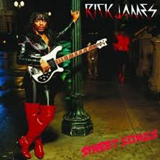 <b>Street</b> Songs – <b>Rick James</b> (Рик Джеймс) купить на виниловых ...