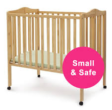 best cribs for small spaces americas top mini cribs best nursery furniture brands