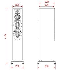 Купить <b>напольную акустику ELAC FS</b> 249.3 (high gloss white) в ...