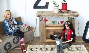 Как сделать <b>мебель</b> для кукол своими руками: 50 фото, полезные ...
