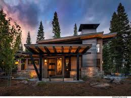 Modern Mountain House Small Modern Mountain Home Plans Escortsea
