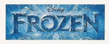 Image result for just the word frozen the movie