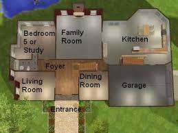 Design sims house blueprintsSims house floor plans