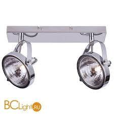 <b>Спот</b> (точечный светильник) <b>Arte Lamp</b> Alieno <b>A4506PL</b>-<b>2CC</b>