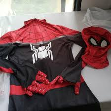 Spiderman Far from Home Suit Kids Adult Spider-Man Homecoming ...