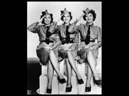 The Andrew Sisters - <b>South American Way</b> - YouTube