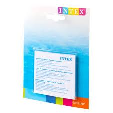 <b>Intex 59631</b> Ремонтный комплект 49см2, самоклеющиеся ...