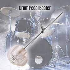 Decdeal Drum <b>Kick Pedal</b> Beater Wool Felt <b>Hammer</b> Head: Amazon ...