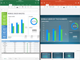 microsoft office apps are ready for the ipad pro office split view