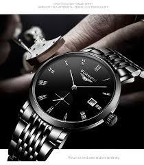 GUANQIN <b>2019 Relogio Masculino</b> business men's watches ...